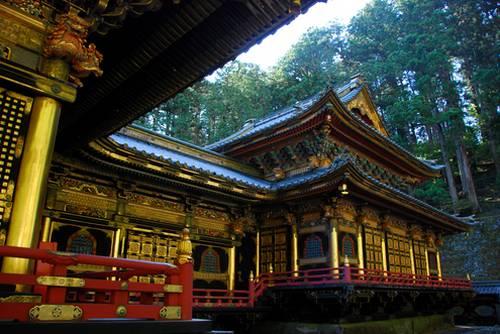 Templos e Santuários em Nikko Patrimônio Cultural da Unesco