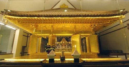 Templo Chusonji Hiraizumi