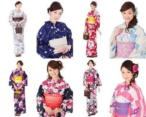 yukata fotos