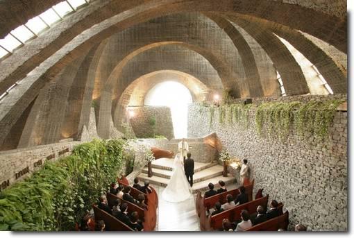 Igreja de Pedra em Karuizawa, Nagano Japão 7