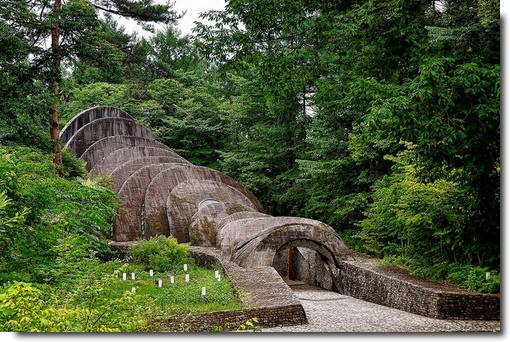 Igreja de Pedra em Karuizawa, Nagano Japão 8
