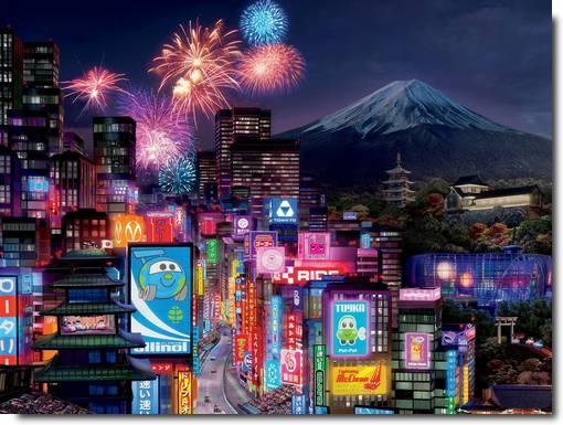 Luzes de Tóquio 10