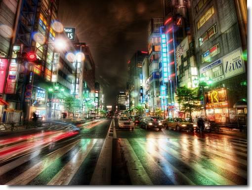Luzes de Tóquio 12