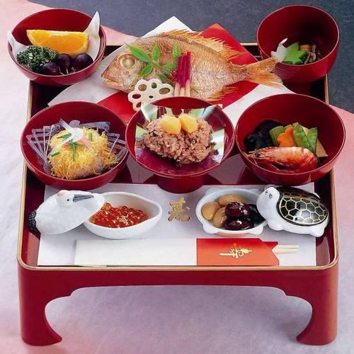 Okuizome, o primeiro banquete de um bebê