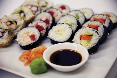 Sushi curso online
