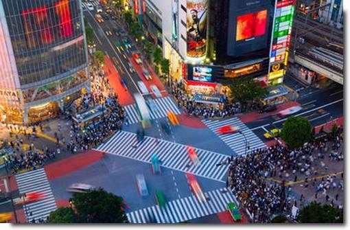 Tóquio, a cidade mais limpa e segura do mundo 2