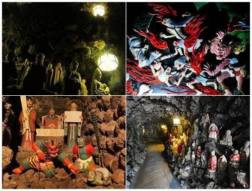 Templo Kosanji Caverna dos Mil Budas
