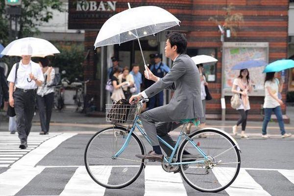regras para quem anda de bicicleta no Japão