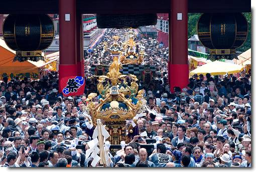 Sanja Matsuri Sanja Festival