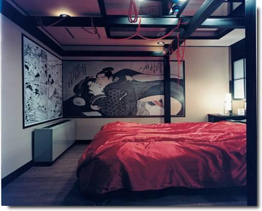 Hotéis de amor no Japão