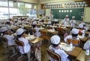Itadakimasu escola japonesa