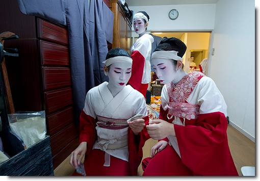 Taikomochi ou Houkan modernos