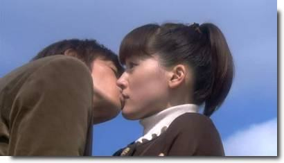 beijo no Japão dorama japonês
