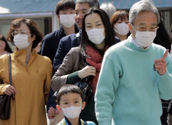 máscaras cirúgicas japonesas