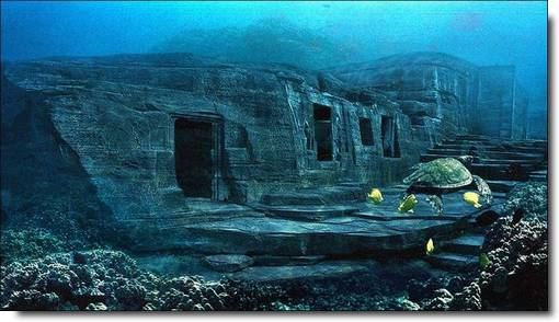 Yonaguni, a Atlantis do Japão