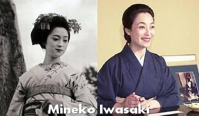 Mineko Iwasaki, a última grande gueixa no Japão