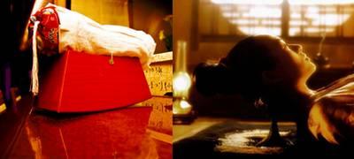 Takamakura, o travesseiro das gueixas