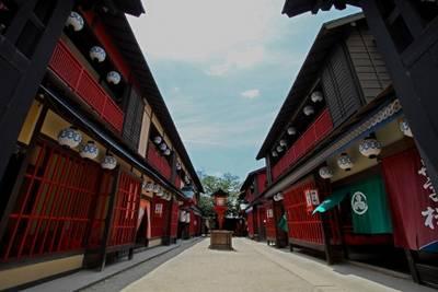 Toei Uzumasa Eiga mura Kyoto Movie Studio