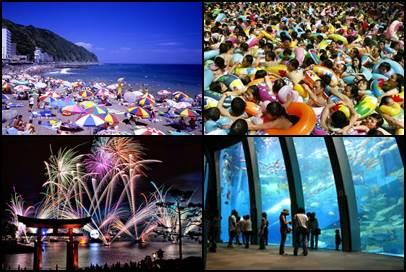Verão no Japão Natsu