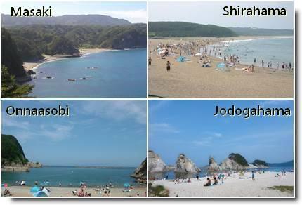 Praias de Iwate