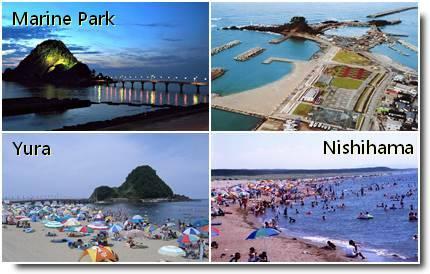 Praias em Yamagata ken