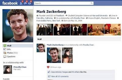 Principais redes sociais no Japão - facebook