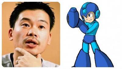 Videogame - MegaMan -Keiji Inafune