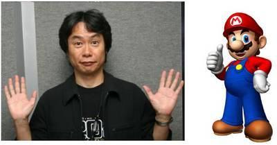 Videogame - Mario - Shigeru Miyamoto