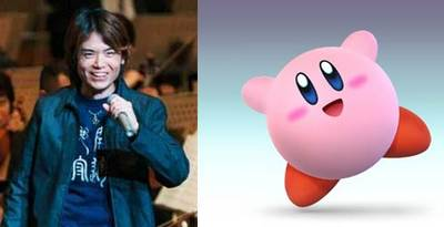 Videogame - Masahiro Sakurai - Kirby
