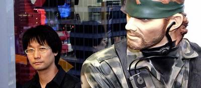 Videogame - Metal Gear - Hideo Kojima