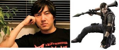 Videogame - Resident Evil - Shinji Mikami