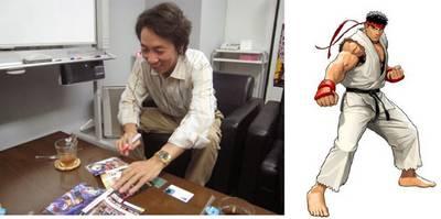 Videogame - Street Fighter - Takashi Nishiyama