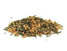 Genmaicha (chá verde com arroz torrado)