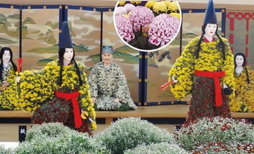 Nanyo Kiku Matsuri Yamagata
