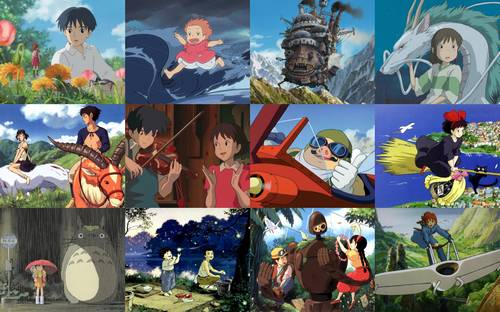 Studio Ghibli Hayao Miyazaki