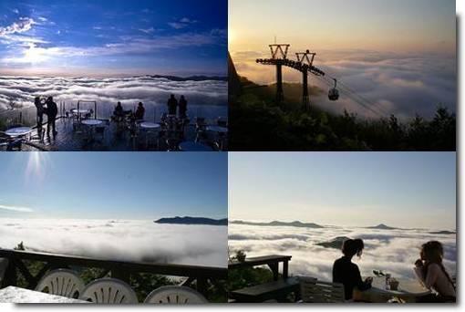 Tomami Unkai Terrace, um lugar mágico em Hokkaido