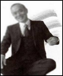 Gestos japoneses - Hidari Uchiwa - Vida mansa