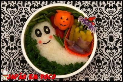 Halloween Bento