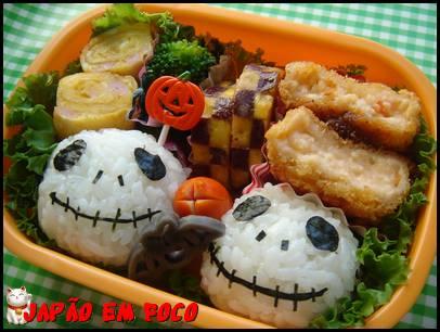 Halloween bento 3