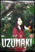 Filmes de Terror Japoneses - Uzumaki