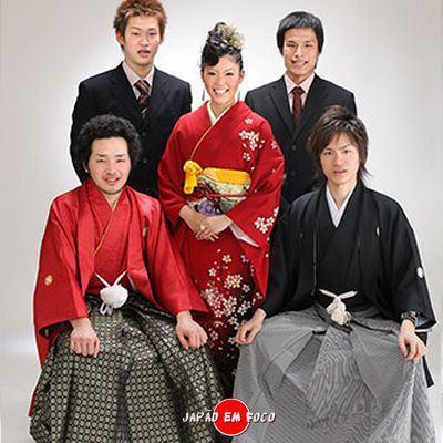 Seijinshiki - Cerimônia da Maioridade