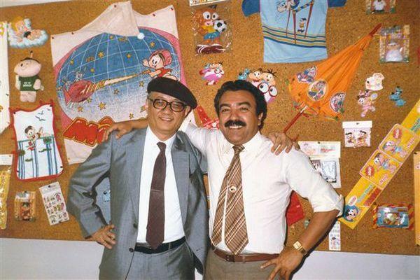 Tezuka Osamu e Maurício de Souza