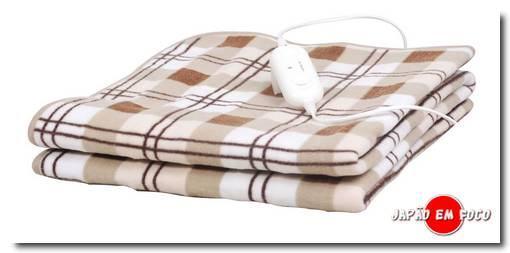 Cobertor elétrico no Japão 1