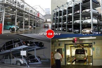 Elevador de carros fotos