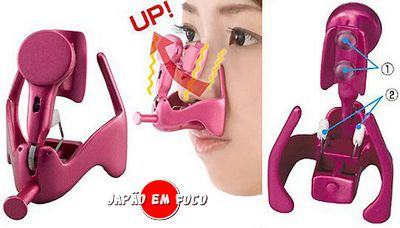 Engenhocas de beleza desentortador de nariz 1