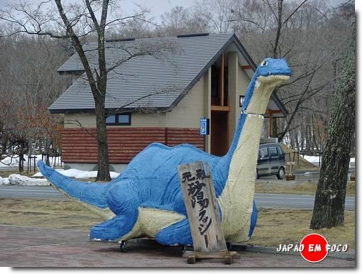 Escultura do Kusshie, Monstro do Lago Kussharo