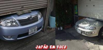 Estacionar no Japão 6