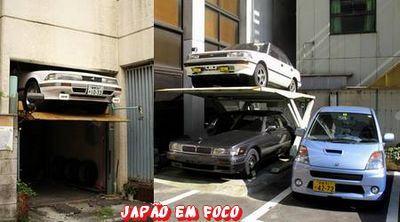 Estacionar no Japão 7