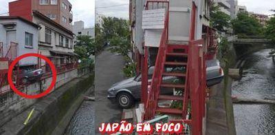 Estacionar no Japão 9