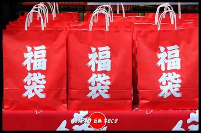 Fukubukuro, os sacos misteriosos de Ano Novo